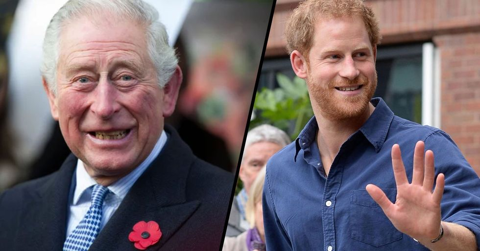 People Are Obsessed With Pictures of Prince Charles When he Looked Like Prince Harry