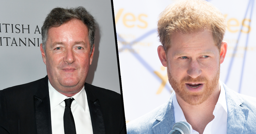 Piers Morgan Slams Prince Harry in Scathing Rant About Recent Video