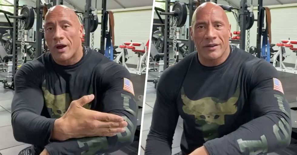 Dwayne Johnson Thought He Had 'Jesus-Level Fame' Until a Fan Encounter Changed His Attitude