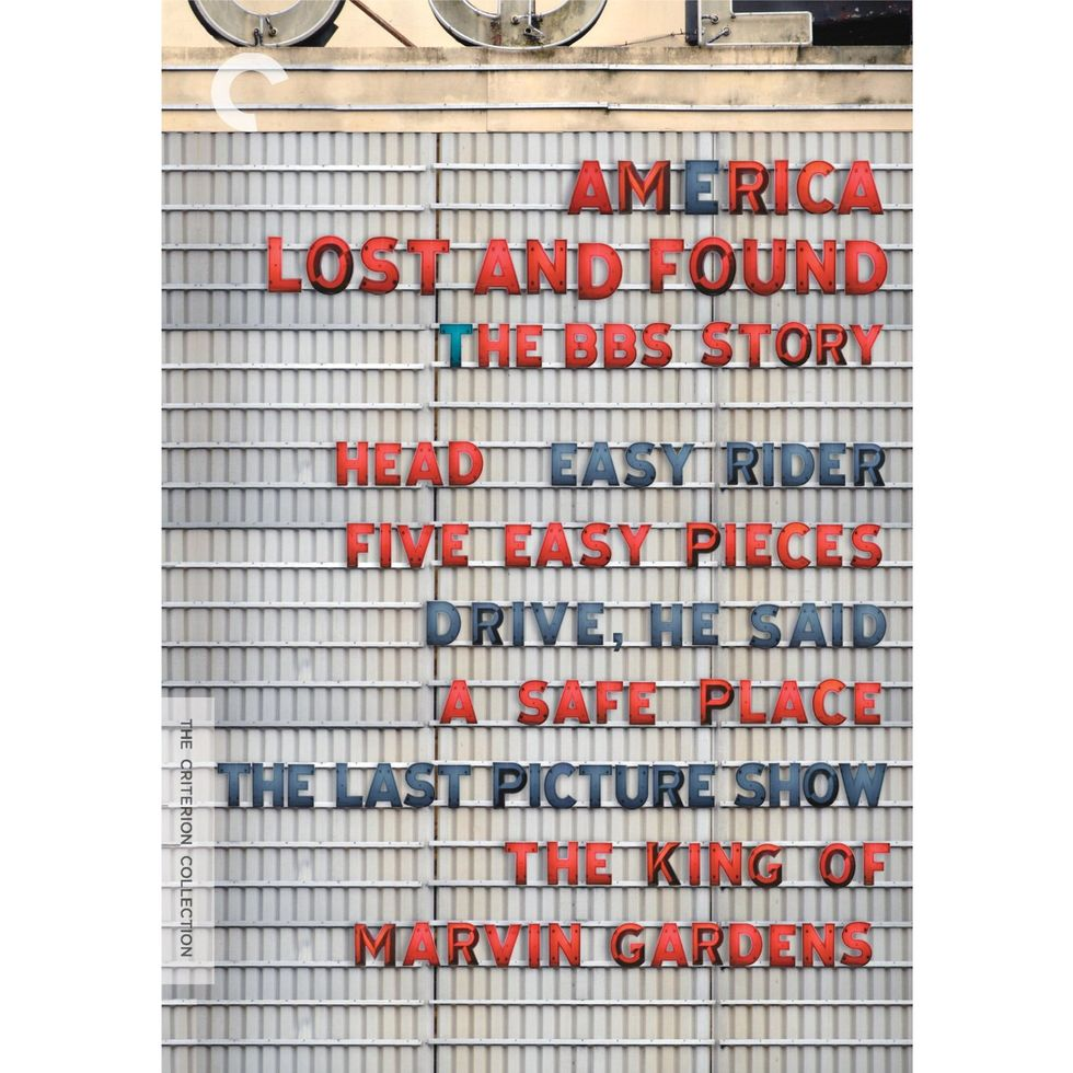 America Lost And Found On Criterion Blu-ray & DVD