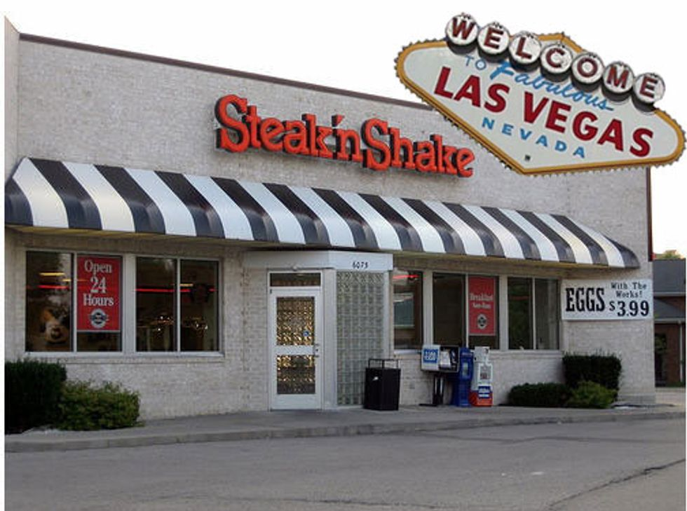 Stuffed Animals On Tour + Steak 'n Shake in Vegas in Today's Eight Items or Less