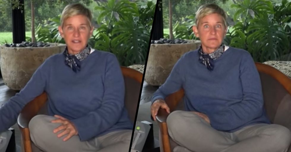 Fans Demand Ellen Degeneres 'Pay Her Staff' After Disgusting Treatment During Pandemic