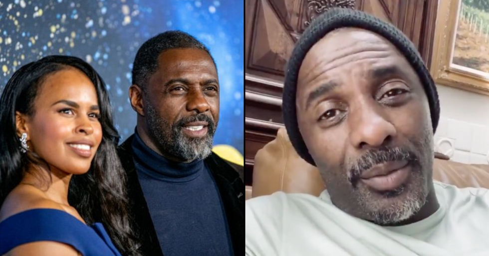 Fans Furious With Idris Elba After He Suggests We Should Quarantine for a Week Every Year