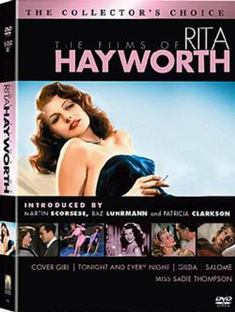 Out Now on DVD: The Films Of Rita Hayworth