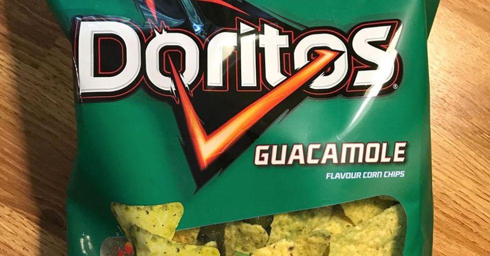 You Can Now Get Guacamole-Flavored Doritos