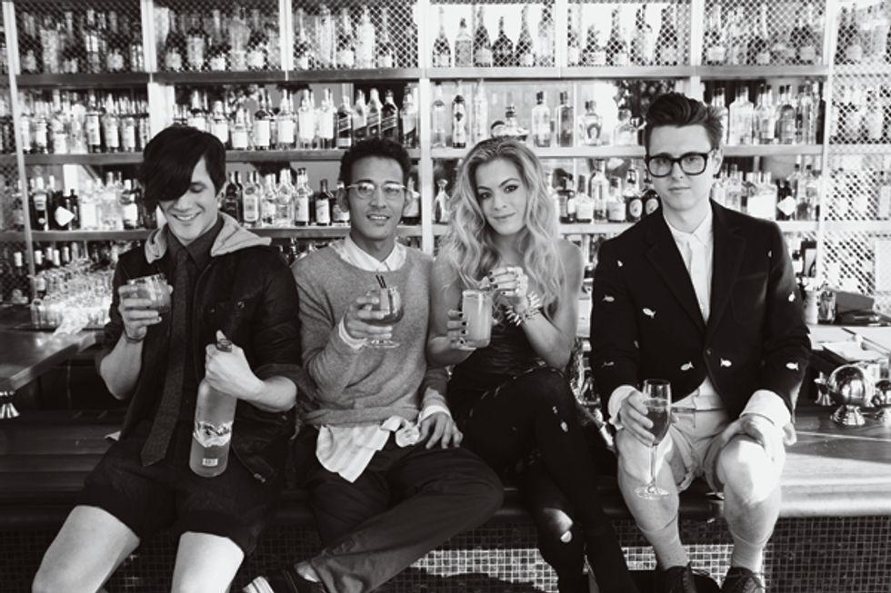 New York's New Nightlife Crew: Beautiful People 2011