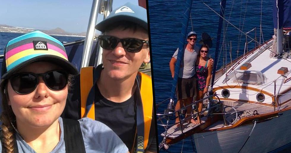 Couple Traveling the World in a Yacht Had No Idea Coronavirus Had Swept the Globe