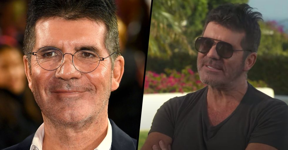 Simon Cowell Calls for Celebrities to Their Pay Staff Amid Pandemic