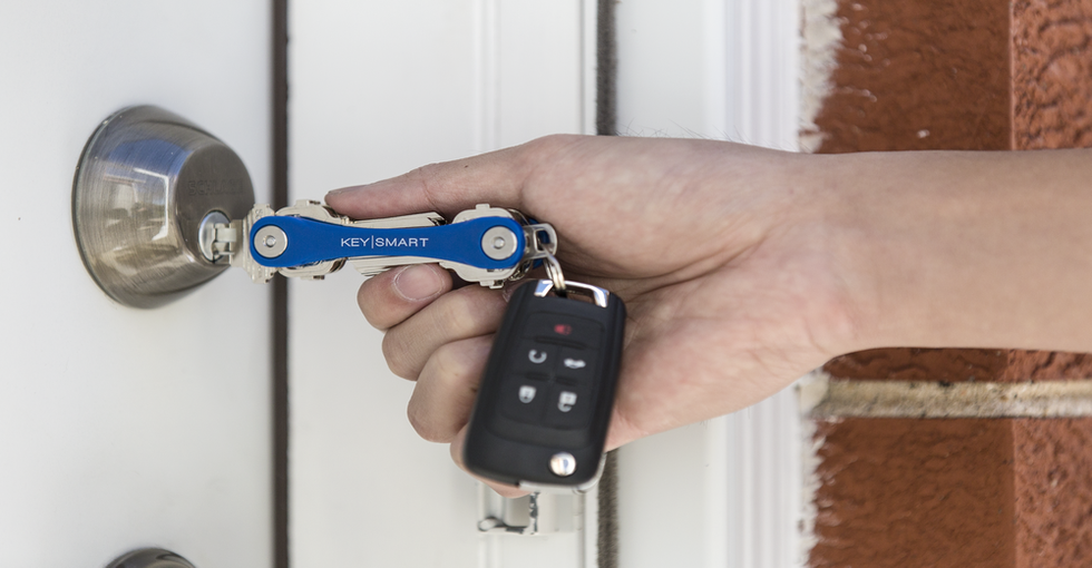 Give Your Keychain a Makeover With This Handy Tool