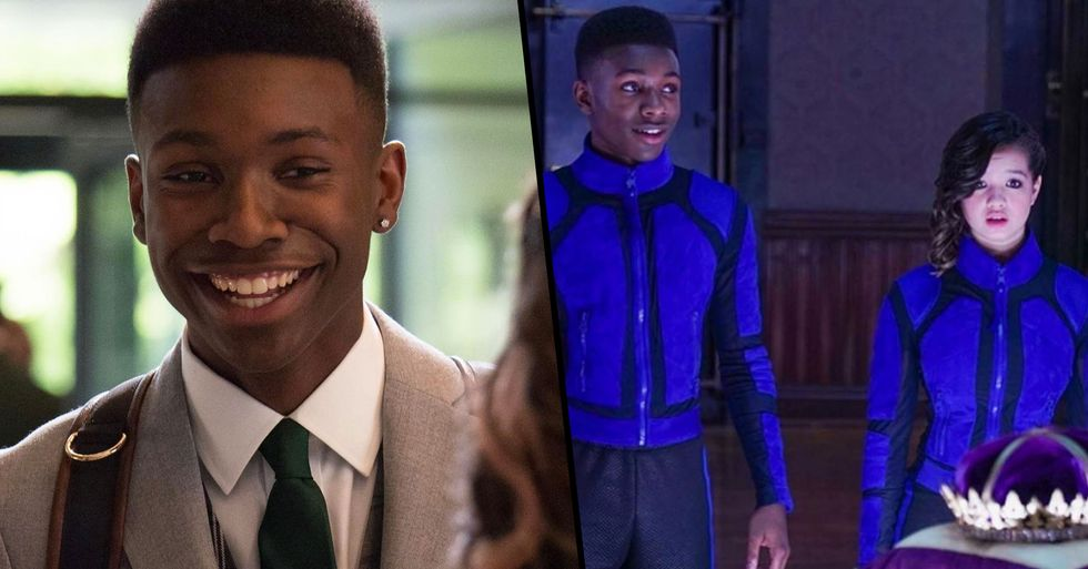 Niles Fitch Set to Play Disney's First Black Live-Action Prince