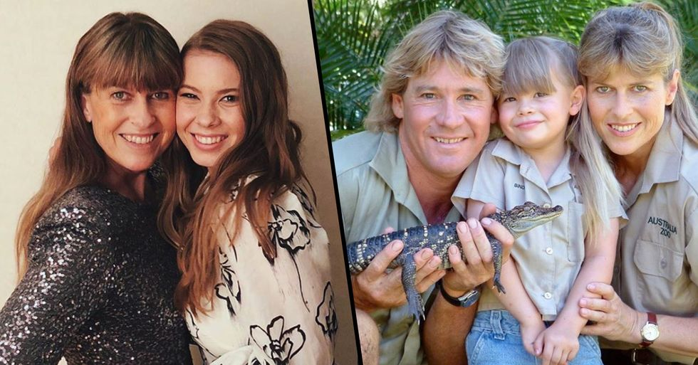 Bindi Irwin Is 'Looking for Decent Candidates' to Date Her Mom