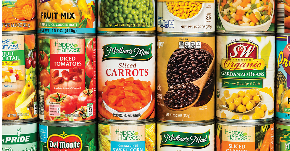 Man Discovers His Girlfriend Hid Their Entire Stockpile of Canned Goods in the Woods