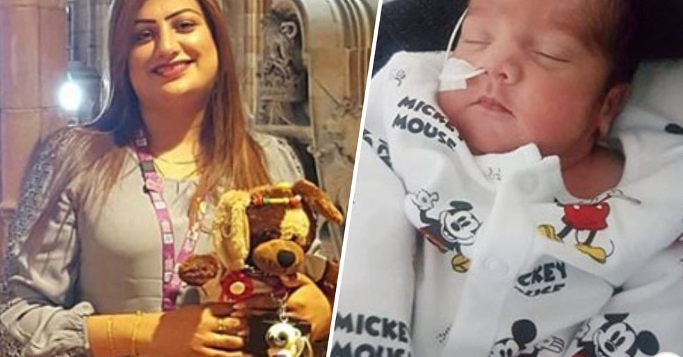 Mom Dies From Coronavirus Days After Giving Birth Without Ever Meeting Her Baby Son