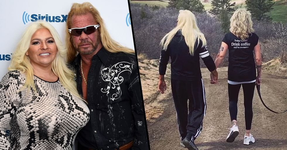 Fans 'Disgusted' as Dog the Bounty Hunter Shares 'Disrespectful' Photo With New Girlfriend