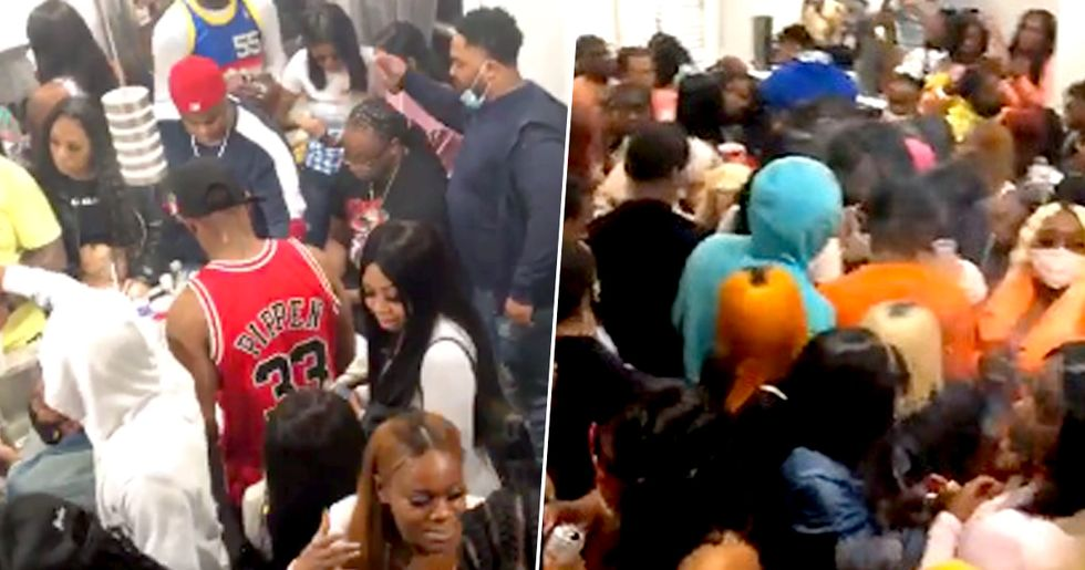 1,000 People Attend Chicago House Party During Coronavirus Pandemic