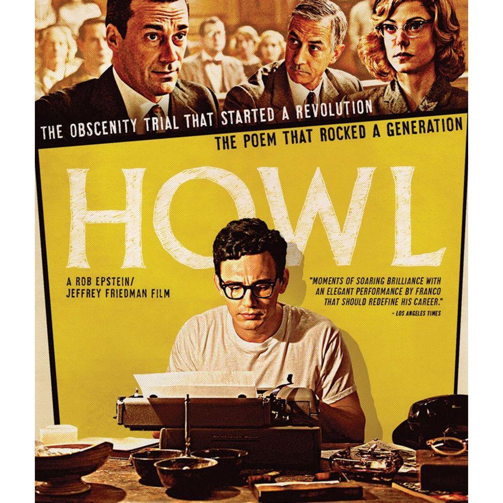 Howl On Blu-ray & DVD
