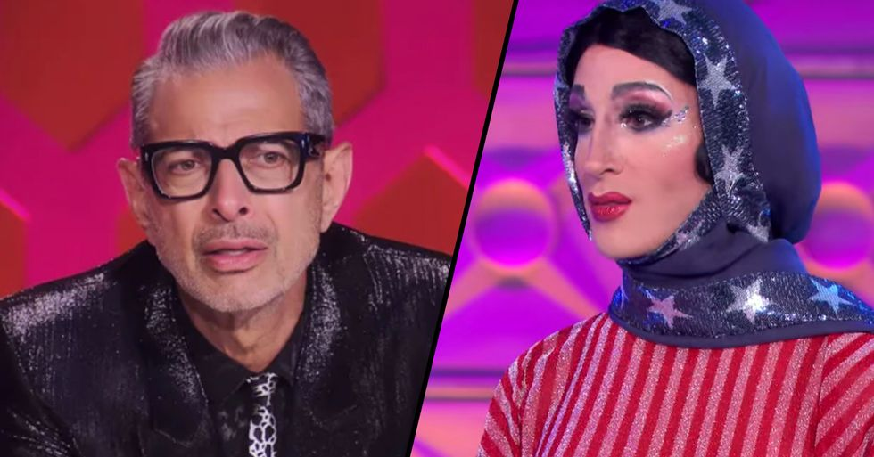 Jeff Goldblum's 'Controversial' Question About Islam on Rupaul's Drag Race Has Divided Viewers