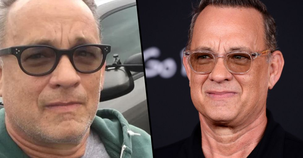 Tom Hanks' Blood Is Being Used to Develop Coronavirus Vaccine