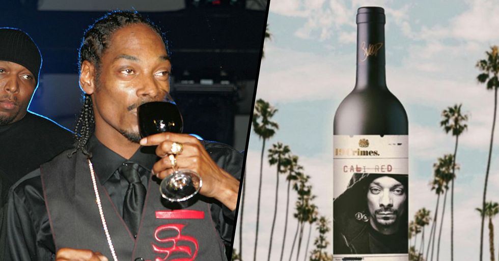 Snoop Dogg Releasing His Own Wine This Summer and It Costs $12