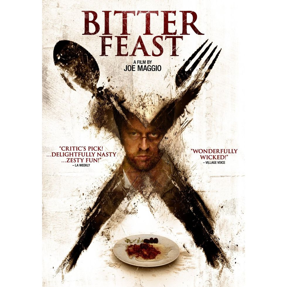 Bitter Feast On DVD