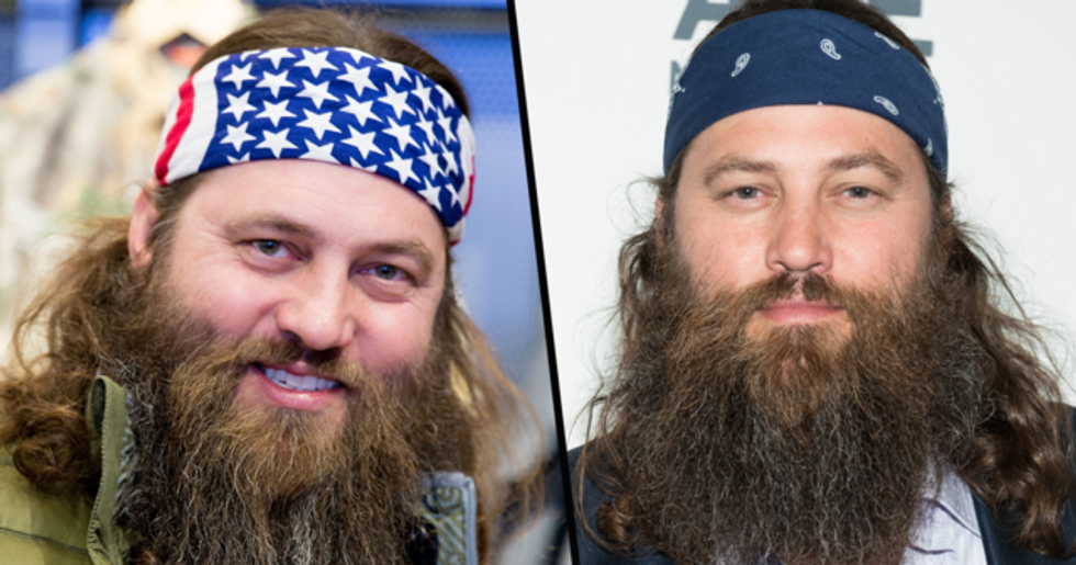 'Duck Dynasty' Star Willie Robertson's Home Hit With Bullets in Drive-By Shooting