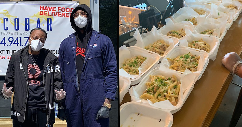 2 Chainz Feeds Homeless Instead of Reopening Atlanta Restaurants