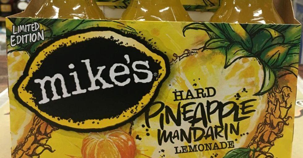Mike's Hard Lemonade Is Releasing a Pineapple Mandarin Flavor