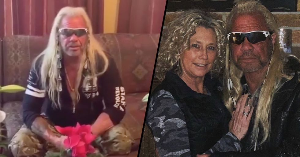 Dog the Bounty Hunter and New Girlfriend Under Fire for 'Sickening' and 'Disrespectful' Instagram Posts