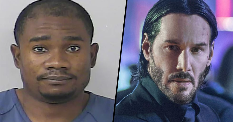 Man Found With Guns in His Car Told Police They Belonged to His Cousin John Wick