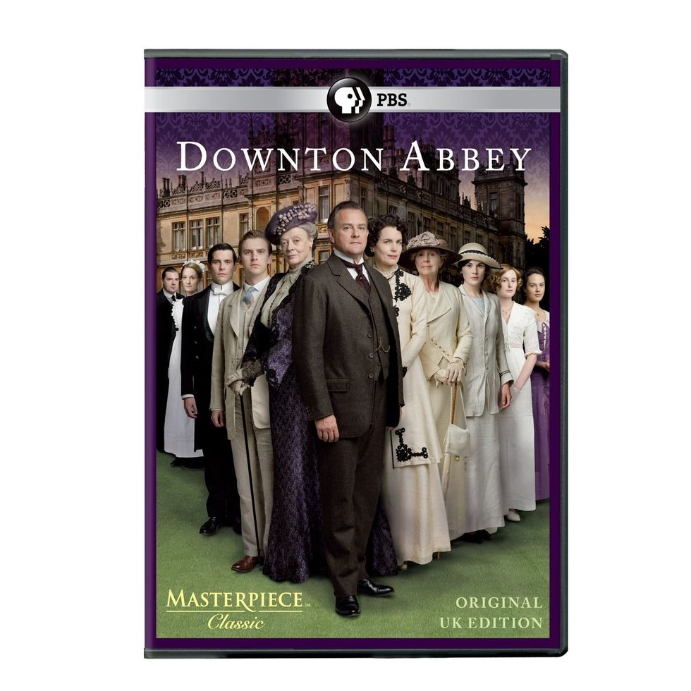 Downton Abbey On Now On DVD