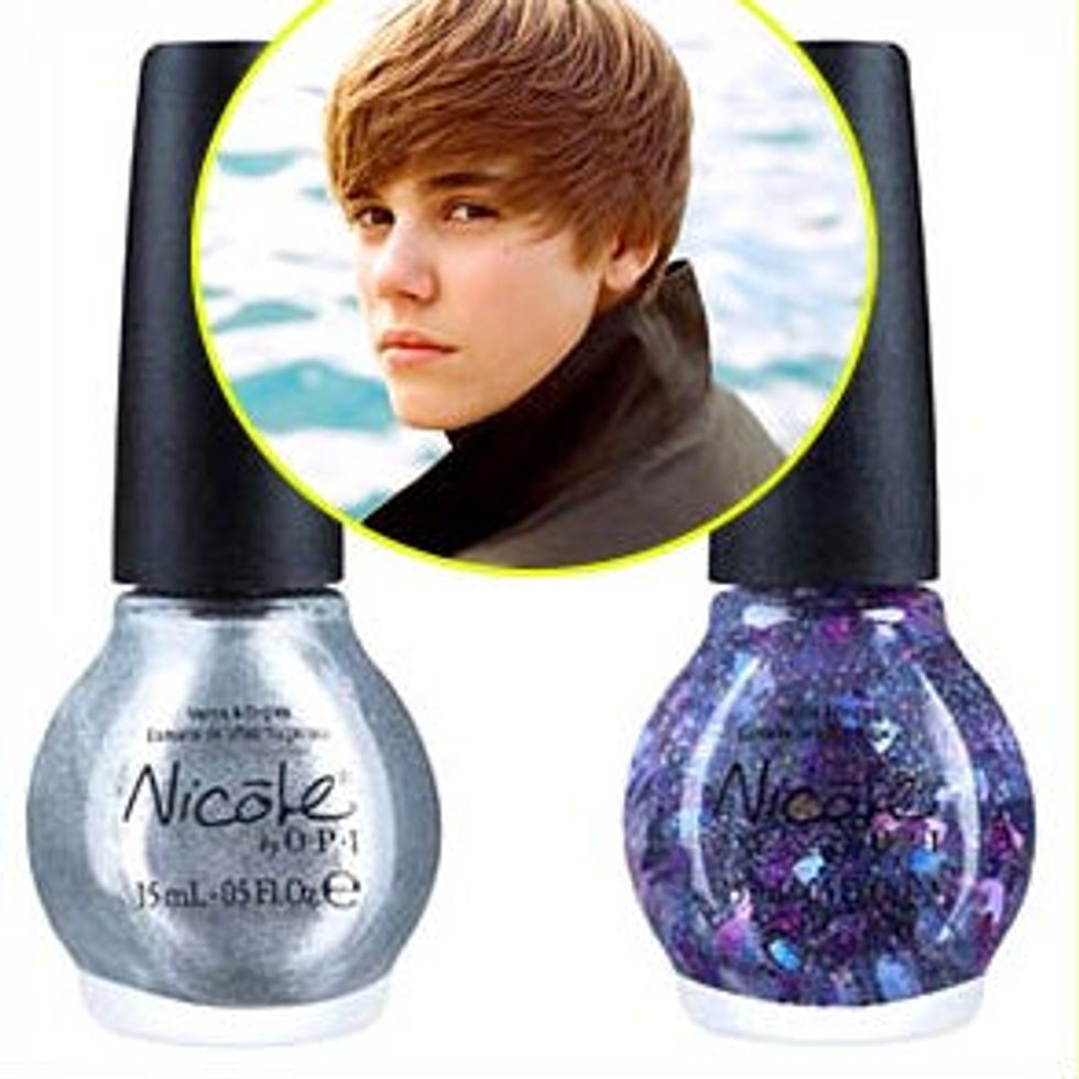 Flats Are In & Justin Bieber's Nailpolish Sold Out in Today's Style Scraps