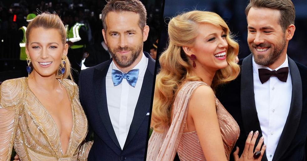 Blake Lively Savagely Roasted Ryan Reynolds' Quarantine Haircut