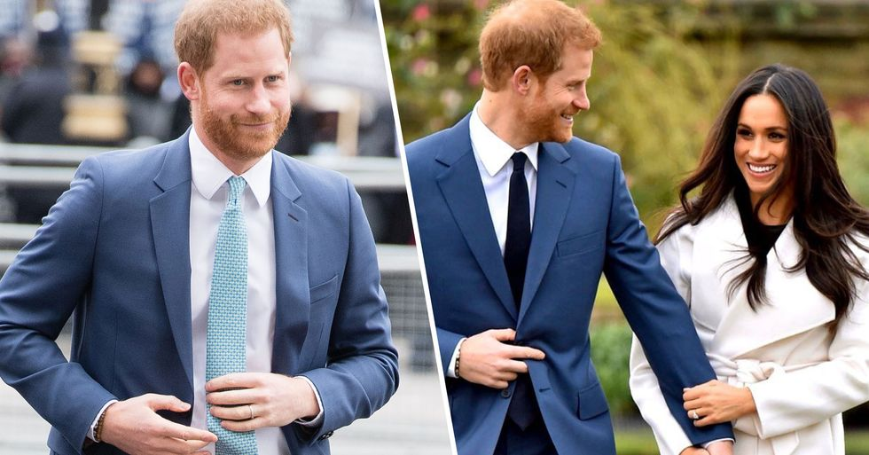 Prince Harry Is Following in Meghan Markle's Footsteps with a TV Project
