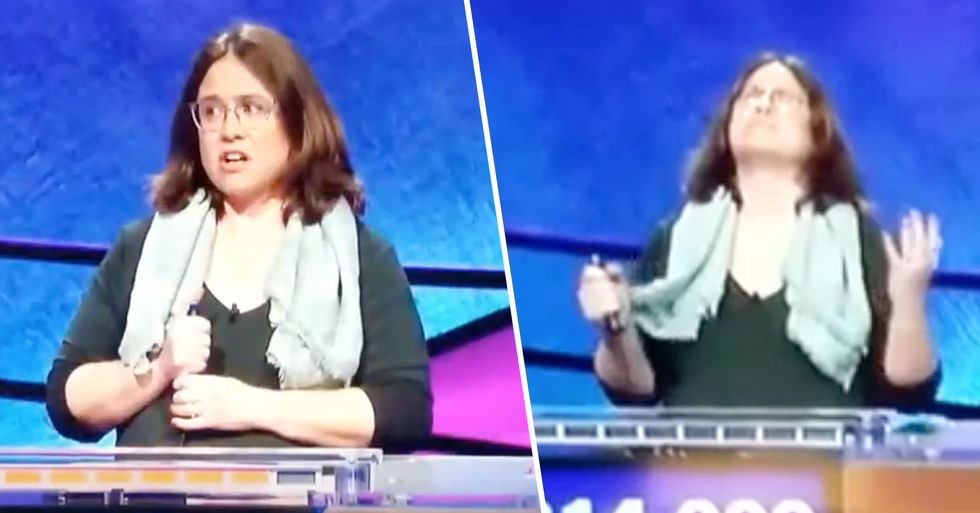 'Jeopardy!' Contestant Makes Hilarious Blunder in 'One of the Best Moments in Gameshow History'