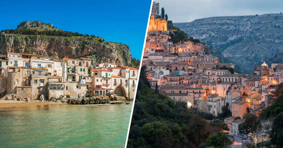 The Italian Island of Sicily Is Offering to Pay for Half Your Flights and a Third of Your Hotel Costs If You Visit Later This Year