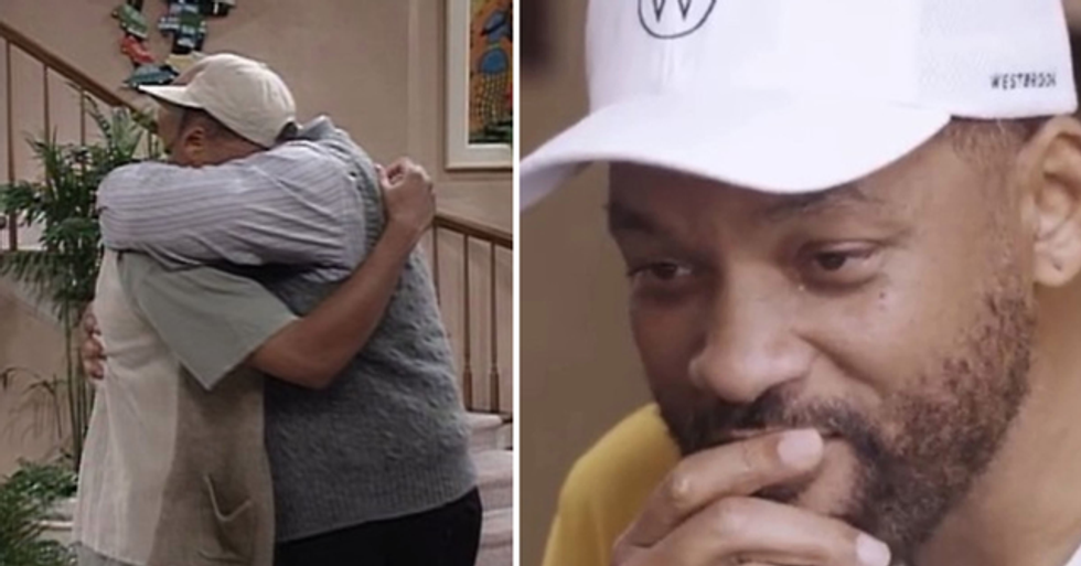 'Fresh Prince' Cast Pay Tribute to Uncle Phil During Reunion