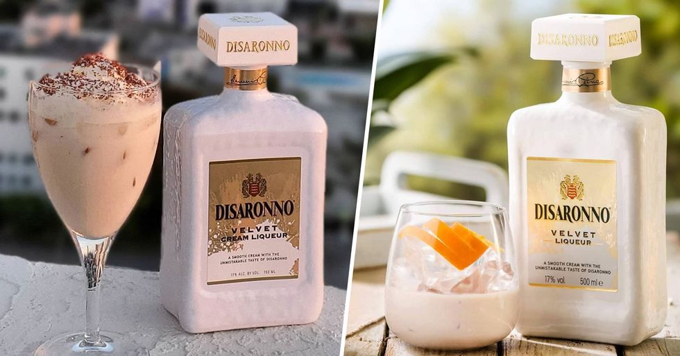 Disaronno Has Launched a Delicious New 'Velvet' Flavor