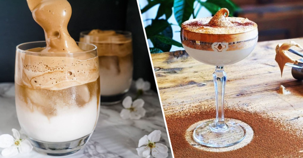 People Are Making Whipped Espresso Martinis and They Look Incredible