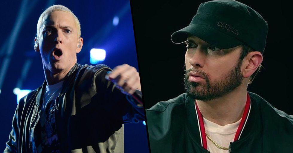 Eminem Confronts Home Intruder as Security Team Sleeps