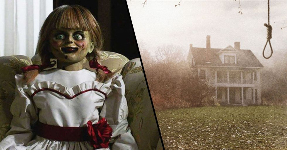 The Real-Life 'Conjuring' House Will Be Live-Streamed for a Week