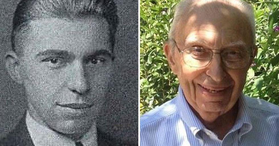 Grandfather Miraculously Beats Coronavirus on His 107th Birthday