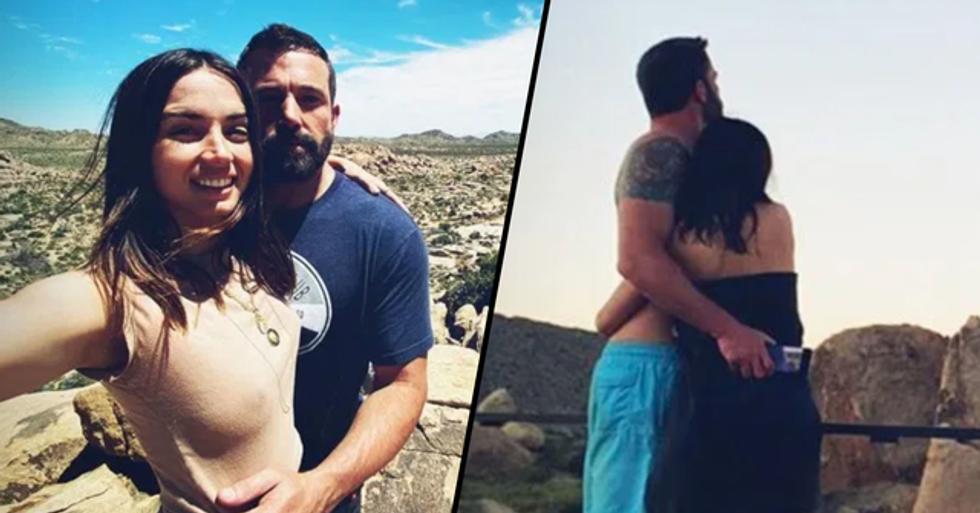 Ben Affleck Confirms Relationship With Ana De Armas With Instagram Post