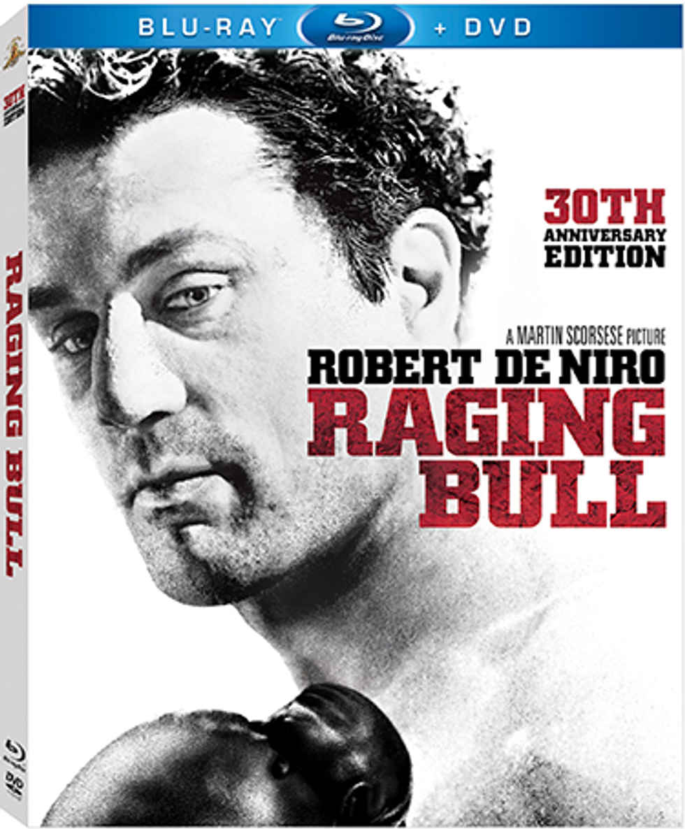 Raging Bull 30th Anniversary Edition Out Now On Blu-ray/DVD