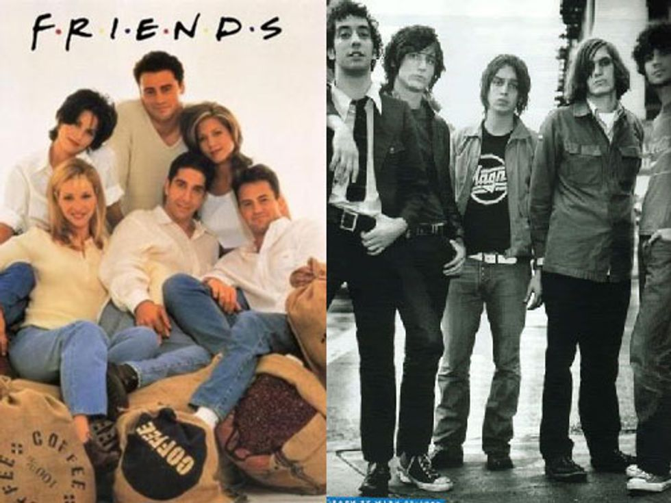 Genes Might Determine Friendships + The Strokes at Coachella (?) in Today's Eight Items or Less