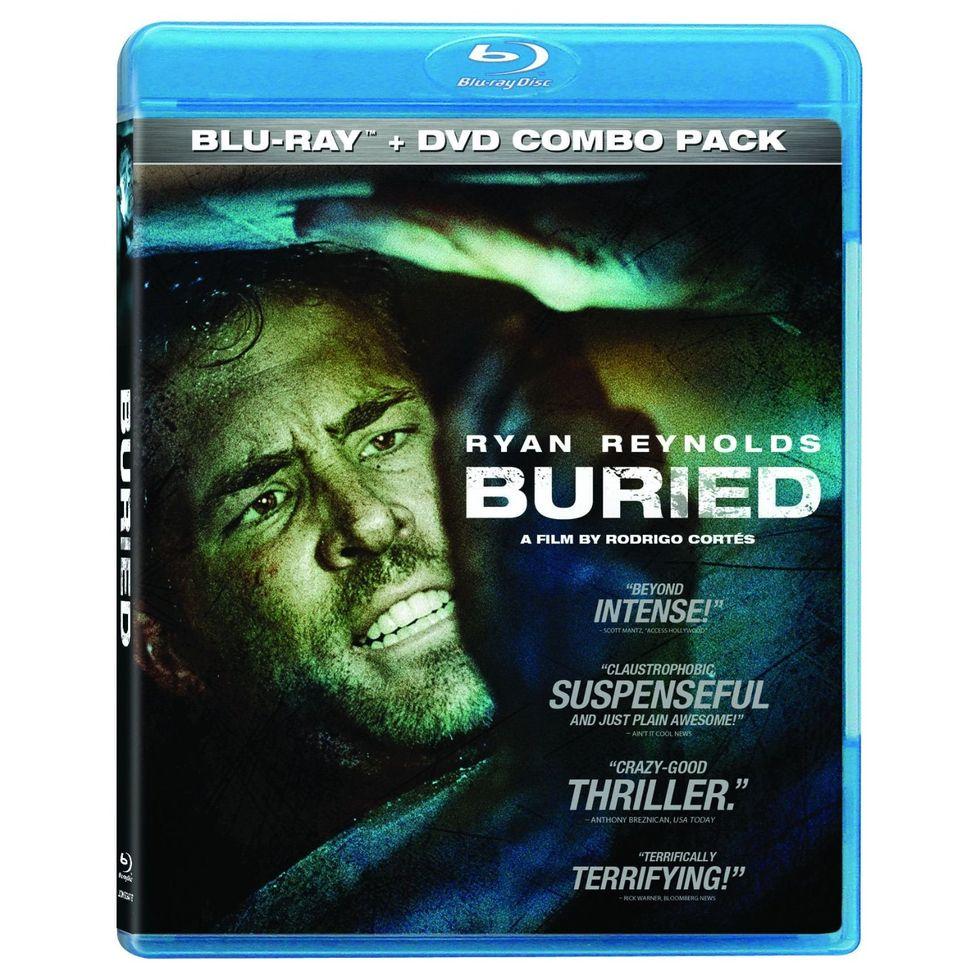 Buried On Blu-ray & DVD