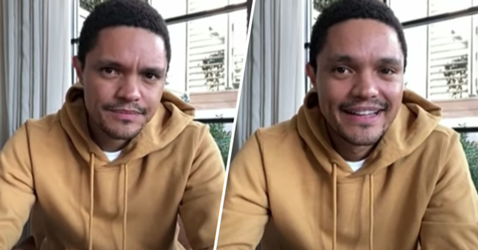 Trevor Noah Is Personally Paying His Furloughed Crew's Salaries