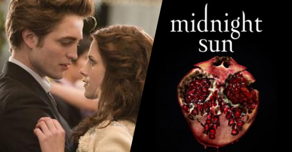 Stephenie Meyer Announces New 'Twilight' Book Is Coming This Year