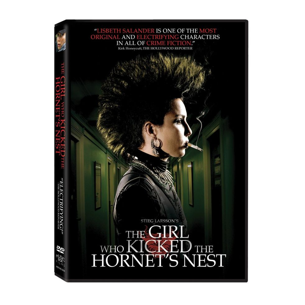 The Girl Who Kicked The Hornet's Nest, On Blu-ray & DVD, Is Satisfyingly Vengeful