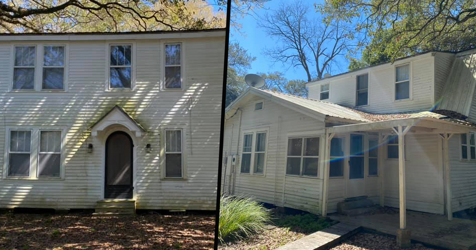 Haunted Louisiana House Free to Anyone Brave Enough to Move Into It