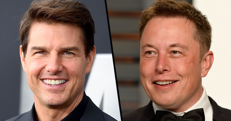 Tom Cruise Set to Literally Go to Outer Space to Shoot an Action Movie With Elon Musk's SpaceX